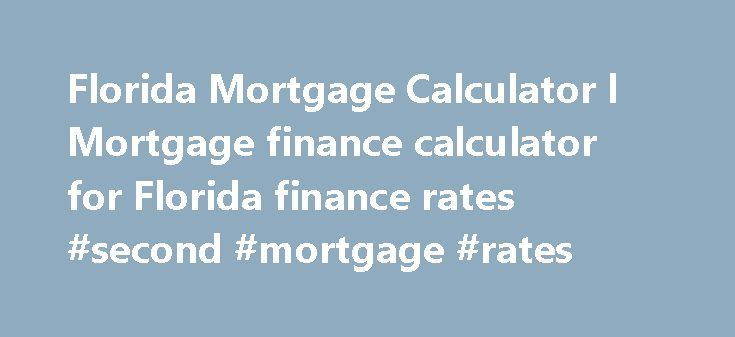 25 best ideas about mortgage calculator on