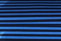 Streepjesjersey Blue Navy/ Bluette | Hazeltjes | Online bestellen