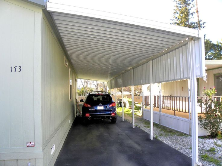 17 Best Ideas About Aluminum Carport On Pinterest All