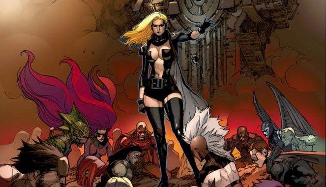 Na HQ de Inhumans vs X-Men Emma Frost pode se tornar a principal mutante na guerra, A Marvel Comics pode tornar Emma Frost, a Rainha Branca, uma das mutan