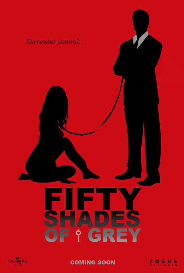 16 best images about 50 shades of grey on pinterest the for What kind of movie is fifty shades of grey
