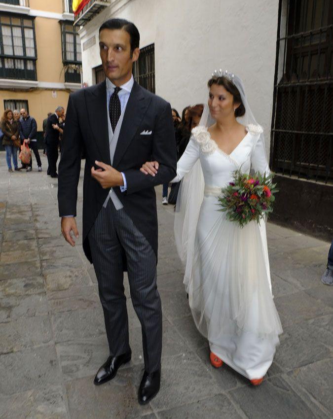 Casilda sobrina de naty abascal se casa en sevilla con rafael medina como padrino los - Casa rafael almeria bodas ...