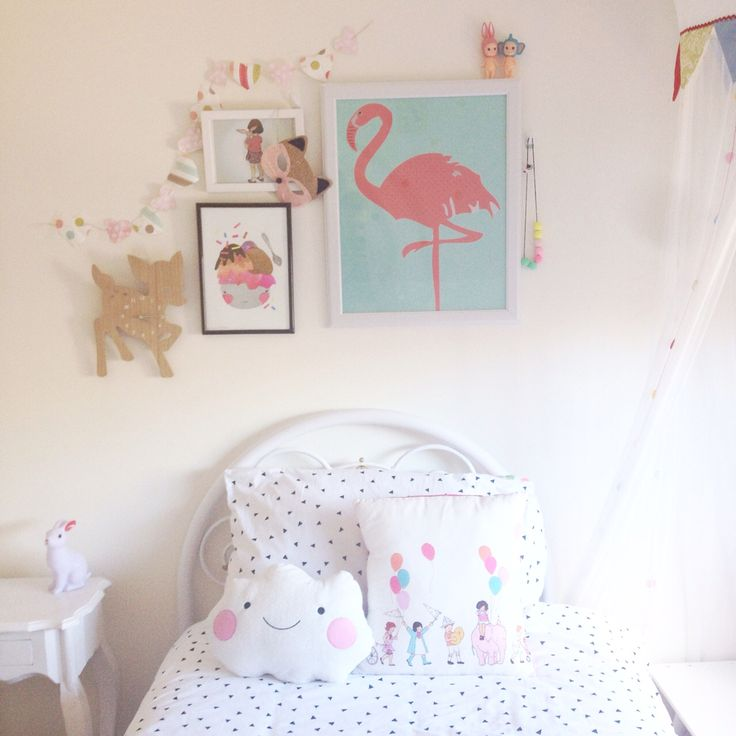 Our Flamingo Print Yorkelee Kids Prints Or Www Yorkelee