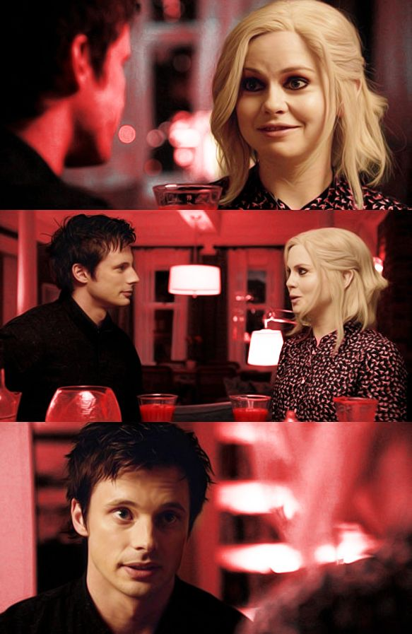iZombie Liv and Lowell - ship name Livwell...