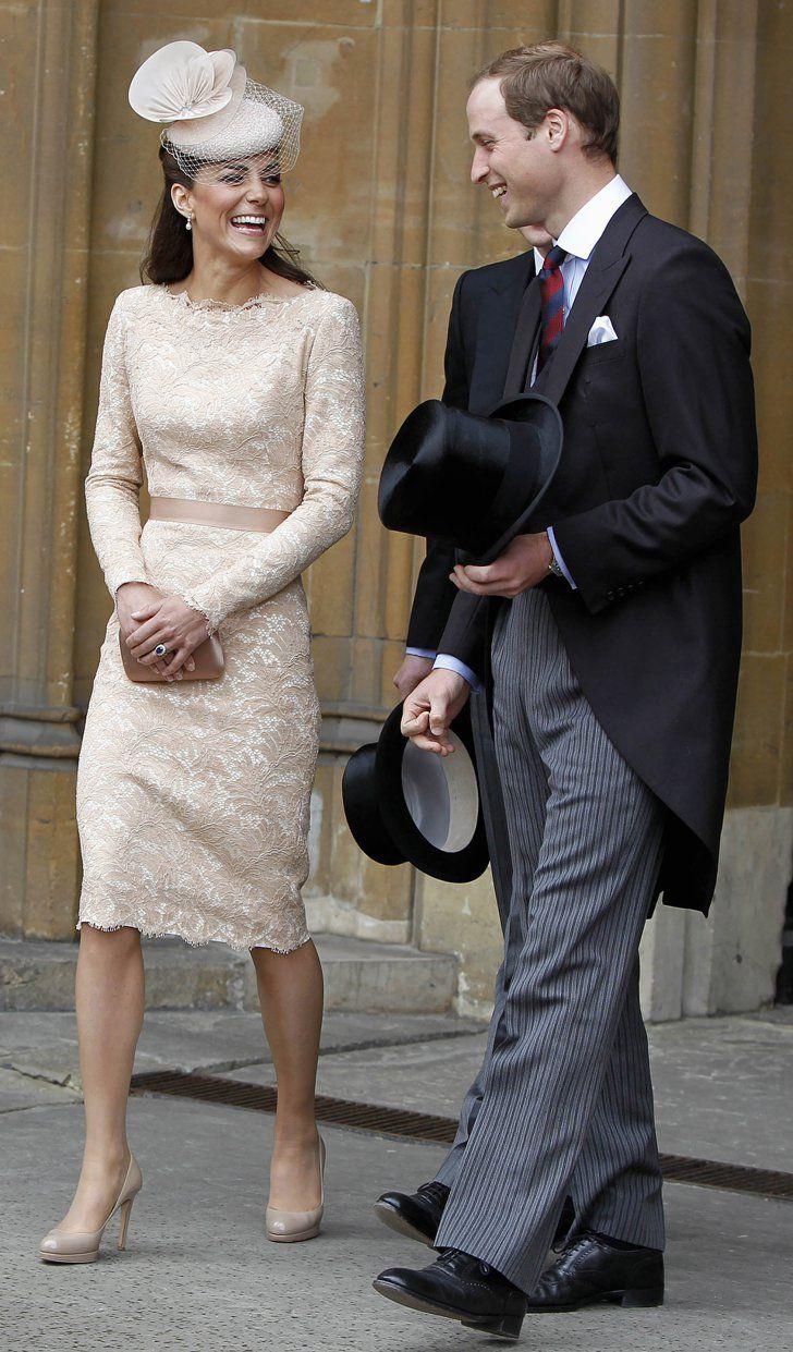 Pin for Later: Les 63 Meilleures Photos de Kate et William Prises Depuis Leur Mariage Londres, Juin 2012.