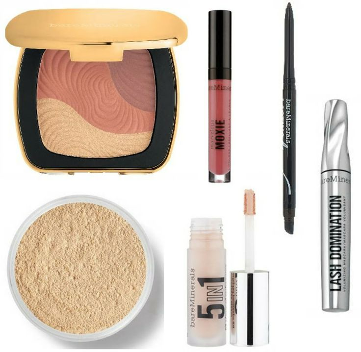 Bare Minerals 7 Piece Gorgeous & Glowing Skin TSV 1 June