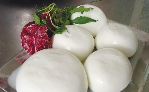 Anyone who's experienced fresh, handmade mozzarella knows how it's unique and unmistakable taste has nothing in common with industrial products generally found on the North-American market.