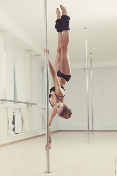Upside down or right side up... I'd take her.