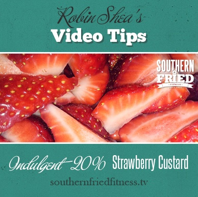 Allergy pear strawberry