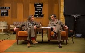 Directing: Wes Anderson, The Grand Budapest Hotel