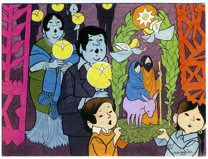 Gus Arriola (17 July 1917  2 February 2008 USA) was an artist who worked in animation and in syndicated... Gus Arriola (17 July 1917  2 February 2008 USA) was an artist who worked in animation and in syndicated strips. Directly out of high school he worked as an in-betweener animator on Krazy Kat at Screen Gems. In 1937 he went to MGM where he worked on Tom and Jerry cartoons (and met his wife). He created his best-known work the newspaper strip Gordo at United Features. It began on 24…