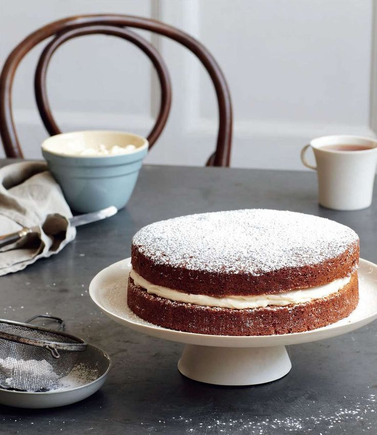 Honey chocolate cake by Margaret Fulton | Cooked