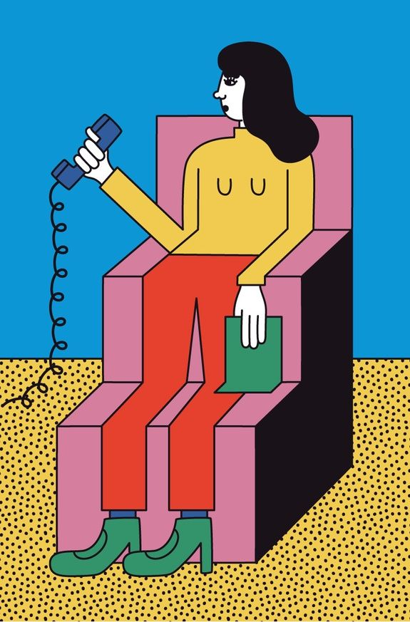 Young Slovakian illustrator Martina Paukova's work is a treat for the eyes. Clients like The Guardian , New York Times, Wired and Converse have turned to Martina to bring her bright, busy visual sensibility to all manner of commissions.