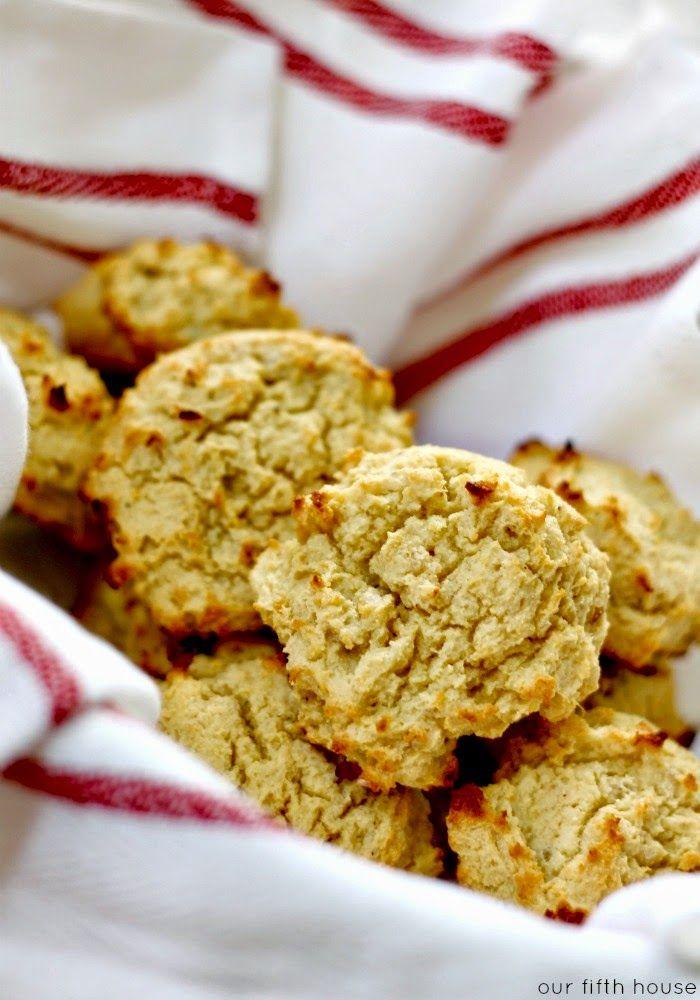 Quick paleo - sweet potato biscuits