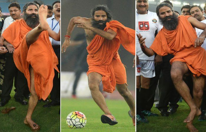 10 Things That Define #BabaRamdev as the Real Superhero of India