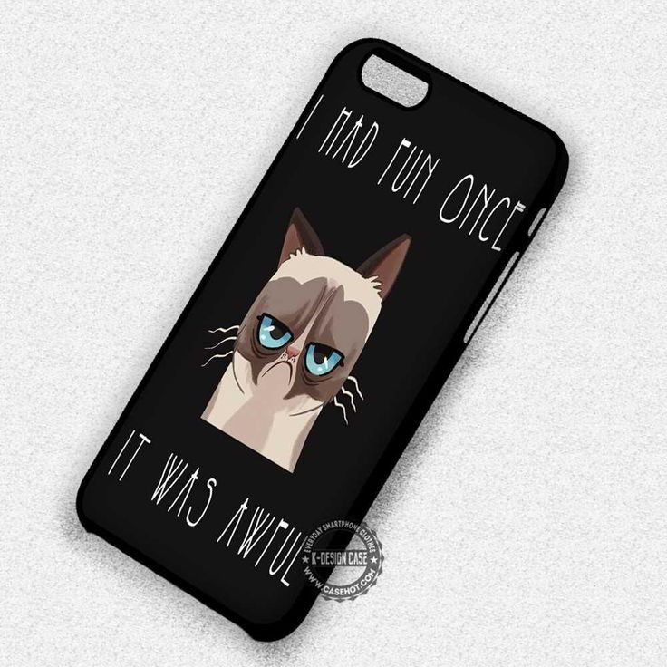 I Had Run Once Quote Grumpy Cat - iPhone 7  6S 5 SE Cases & Covers #quote #cat #grumpycat  #iphonecase #phonecase #phonecover #iphone7case #iphone7 #iphone6case #iphone6 #iphone5 #iphone5case #iphone4 #iphone4case