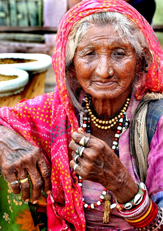 The Old Gypsy
