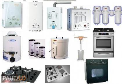 REPARACION DE CALENTADORES 6147278 A GAS ELECTRICOS