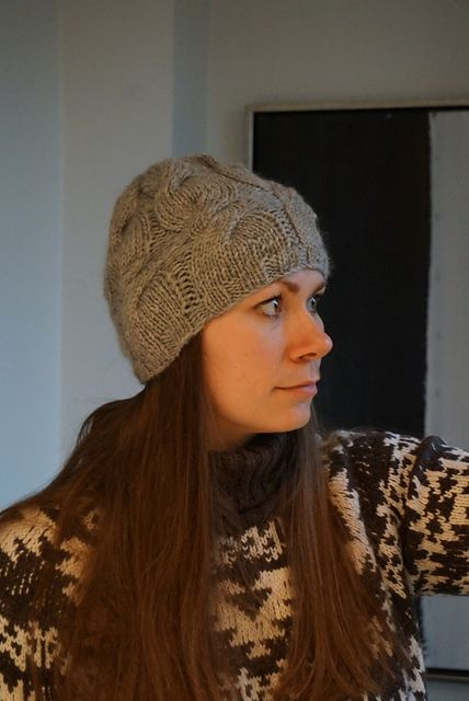 Ravelry: fruobenhaupt's Hineri Hat