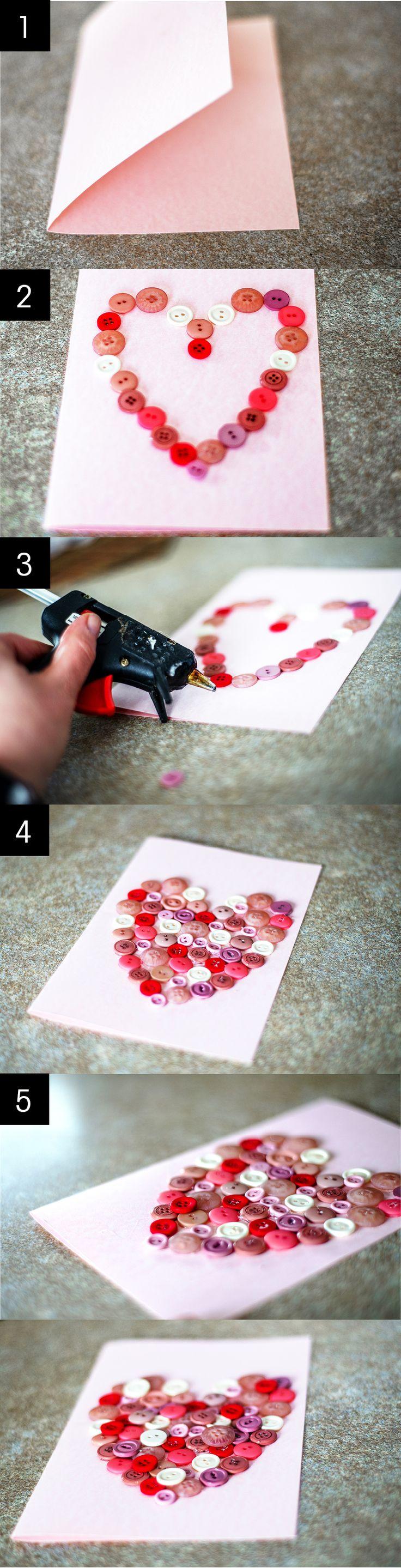 15 must see carte de saint valentin pins carte de st - Carte pour la saint valentin a fabriquer ...