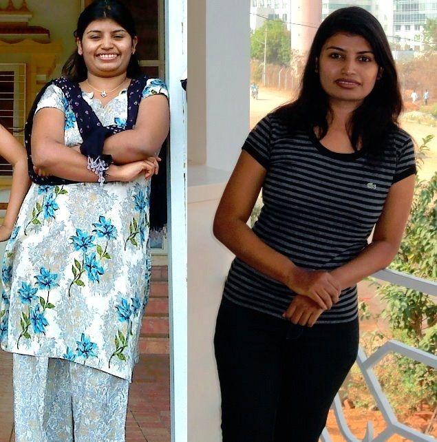 मैनें अपना वजन दो महीनों में ८५ किलो से ५४ किलो कैसे कर लिया नमस्ते दोस्तों! सबनें देखा होगा कि मैनें बहुत ज्यादा वजन घट...