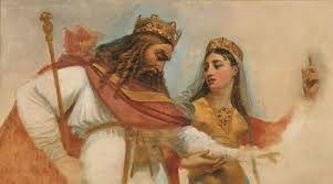 (27) 493 - El rey franco Clodoveo I se casa con la princesa borgoñona Clotilde. Los francos fueron una comunidad de pueblos procedentes de Baja Renania y de los territorios situados inmediatamente al este del Rin(Westfalia), que al igual que muchas otras tribus germánicas occidentales entró a formar parte del Imperio romano en su última etapa en calidad de foederati, asentándose en el Limes (Bélgica y norte de Francia actuales).