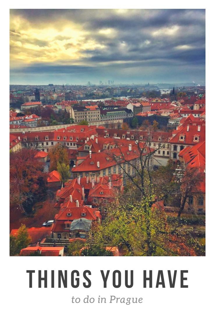 A guide to some of the things you must do if you are lucky enough to visit Prague. From the beautiful architecture to the beautiul parks Prague has it all.