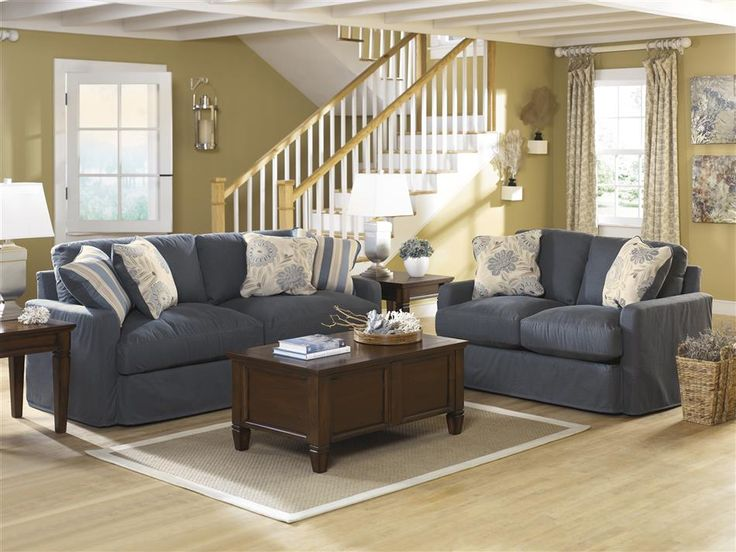Living Room Sets Philadelphia blue sofa living room - destroybmx