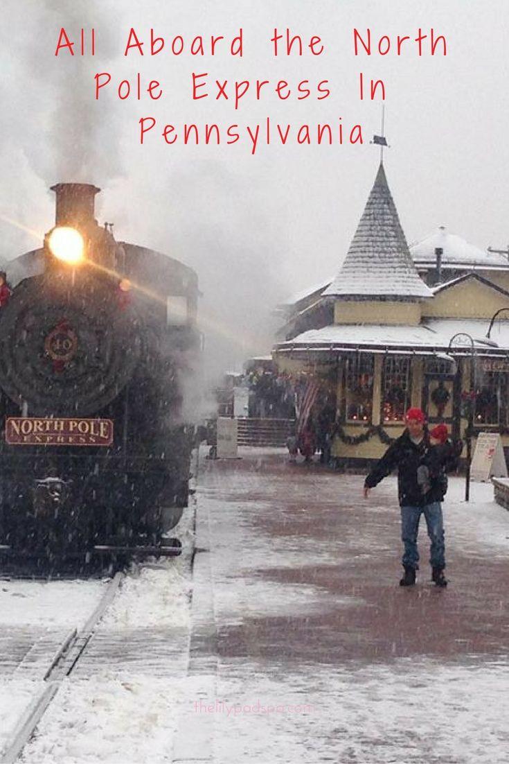#pa #pennsylvania #northpoleexpress