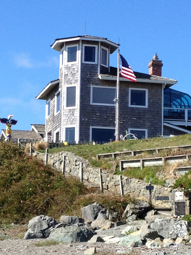 Northern California Lighthouse Bed Breakfast
