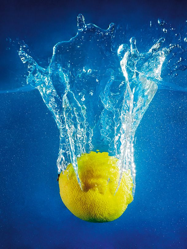Photo ideas: photographing water splashes with flash | Digital Camera World