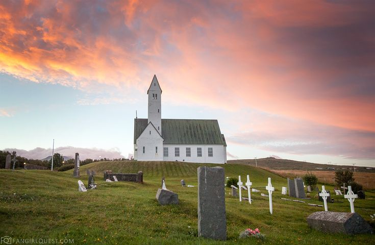 Sense8 Filming Locations In Chicago And Iceland — Fangirl Quest | #Iceland #travel #sunset #church