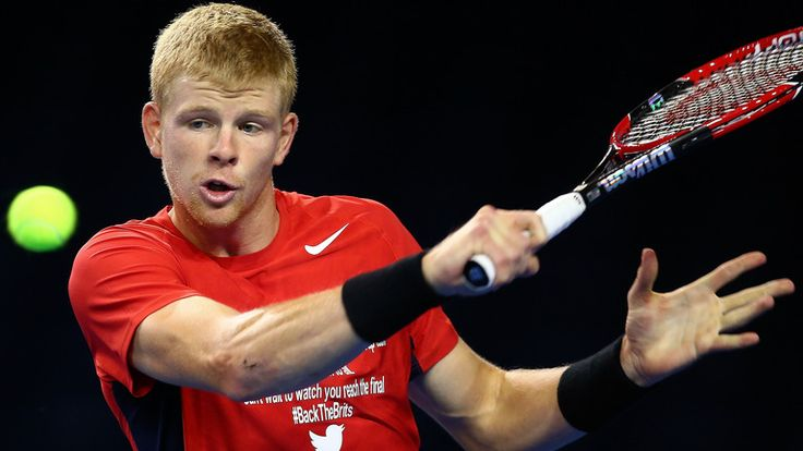 Kyle Edmund vs Ernesto Escobedo ATP Brisbane Tennis Live Streaming