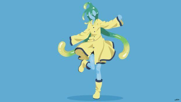 Suu the Slime Girl [Monster Musume] by SkyArctic
