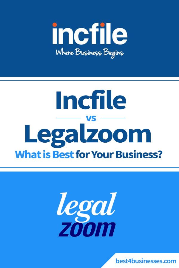 Incfile Vs Legalzoom Which Is Better For Your Business