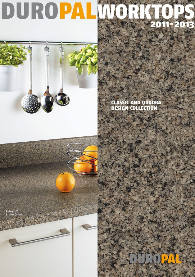 Duropal Worktops 2011-2013  www.duropal.co.uk