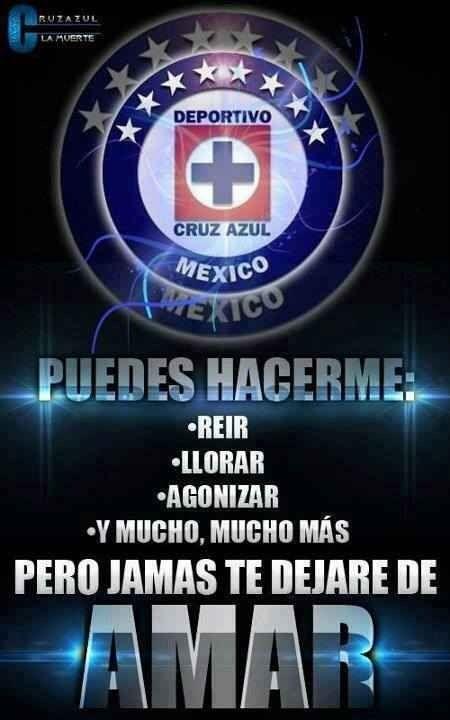 Cruz Azul: my favorite soccer team