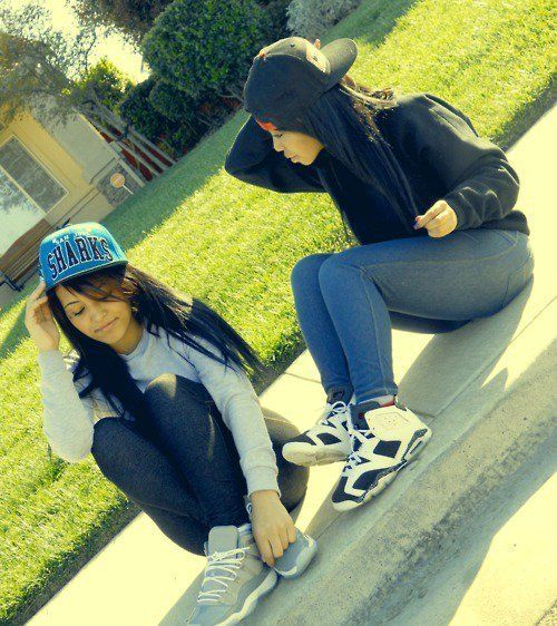 Mixed Girls with Snapbacks | Cute Mixed Girls With Swag ...