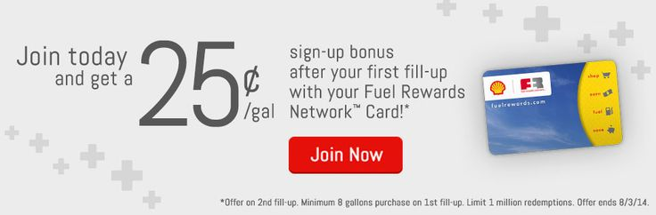 Another way to save money on #Gas with Shell Fuel Rewards