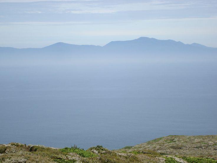 Stewart Island in the distance photo taken By www.silberhorn.co.nz from ontop of Bluff Hill  #travel #nz #silberhorn #nztravel #nzroadtrip #roadtrip