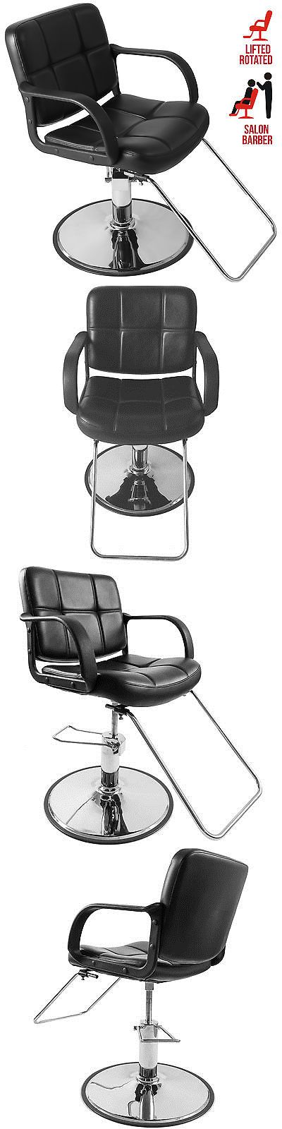 Salon Chairs and Dryers: Hydraulic Styling Barber Chair Shampoo Hair Salon Beauty Spa Equipment BUY IT NOW ONLY: $107.9