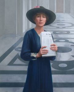 Jeannette Rankin: The woman who voted to give women the right to vote via National Archives