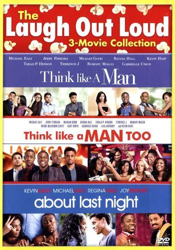 About Last Night/Think Like a Man/Think Like a Man Too [2 Discs] [DVD]