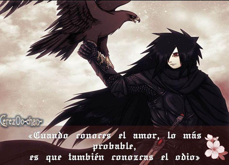 Frase de: Uchiha Madara Anime: Naruto | Madara uchiha ...