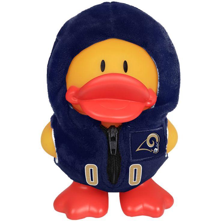 Los Angeles Rams Uniform Duck Bank