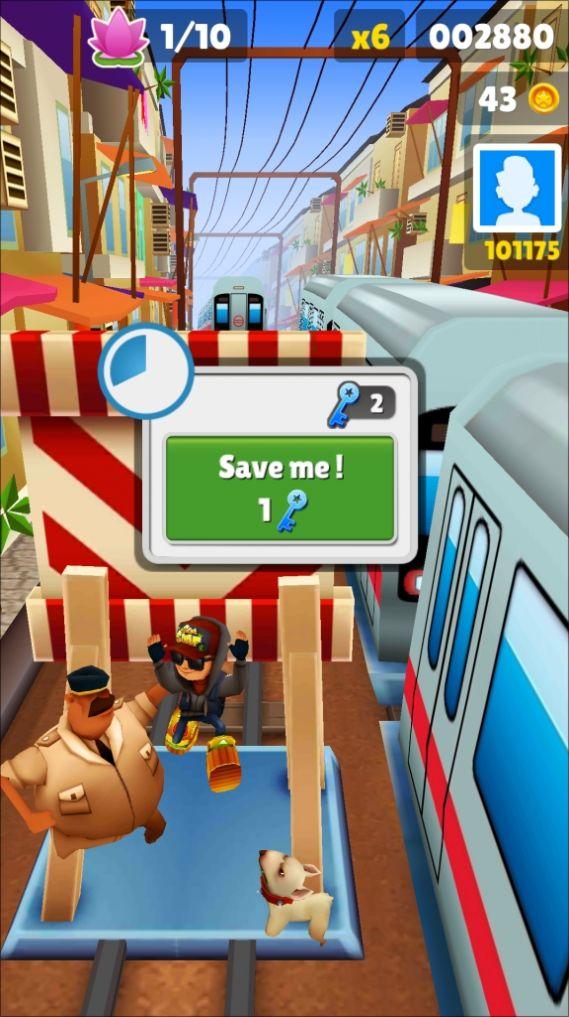 subway surfer pc online