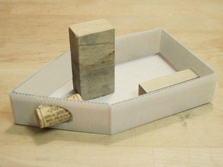 DIY tutorial: Kandelaar van beton zelf maken via DaWanda.com