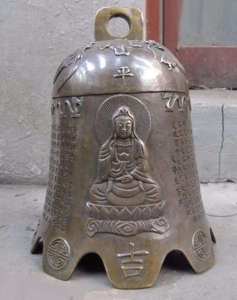 10-Tibet-Folk-Buddhism-temple-Copper-Dragon-play-phoenix-Guan-Yin-safety-bell-free-shipping.jpg (473×599)