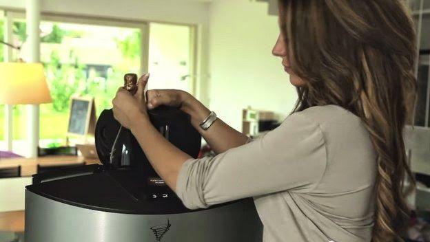 Llega el microondas del frío: ¡cerveza fría en 30 segundos! - TVEstudio