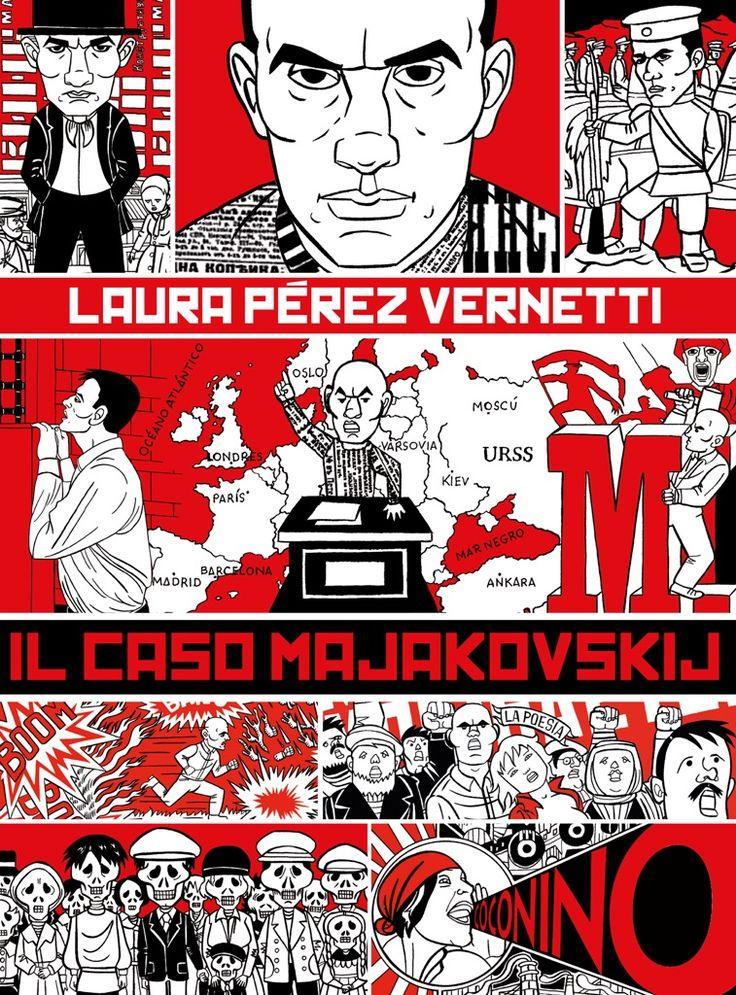 Laura Pérez Vernetti – Il caso Majakovskij - Coconino Press